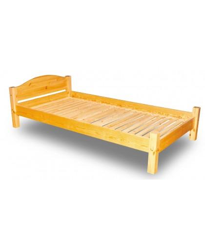Односпальная кровать Леона-90 МД 218