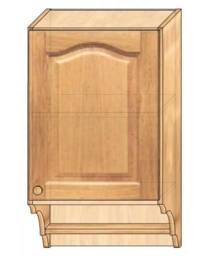 Шкаф настенный кухонный МД 426  сушка 500 мм