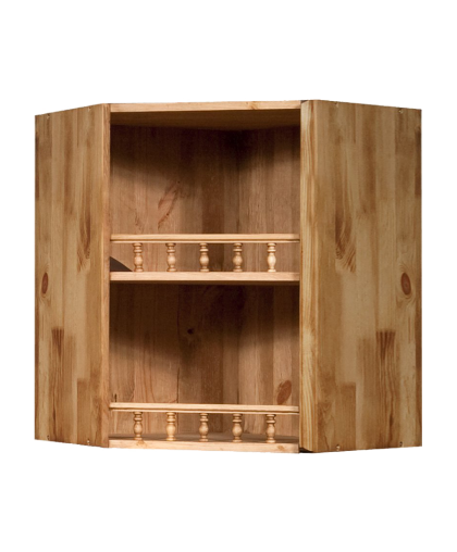"""Настенный шкаф угловой,600*600,кухня """"Викинг"""""""