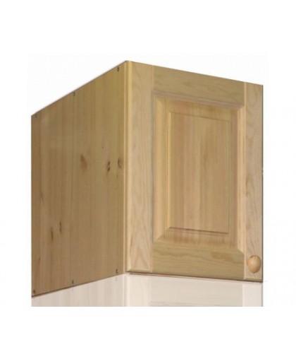 """Антресоль для шкафа """"Орион-1"""" МД 845-02 из массива сосны."""