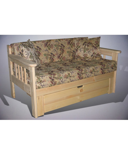 Диван-кровать Канада 2-х местный с ящиком