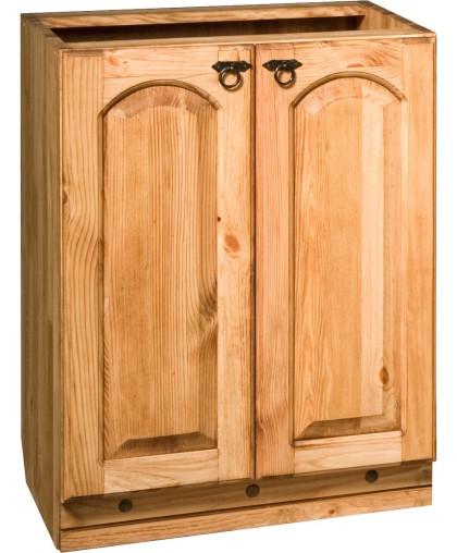Шкаф под мойку (600 мм) Викинг GL №4