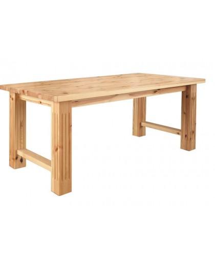 Стол № 9 МД 568 из массива сосны