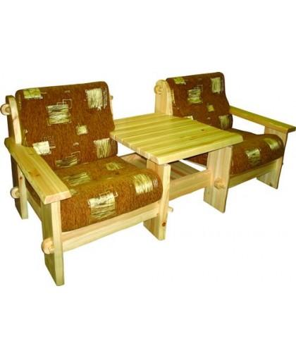 Кресло-тандем Скандинавия