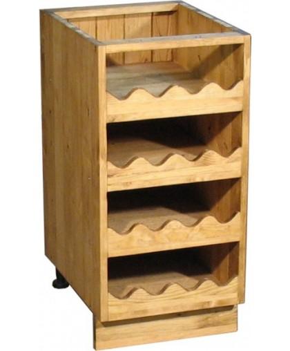Шкаф-стол №22-бутылочница 400
