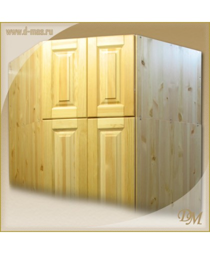 Антресоль шкафа углового 1020 фасад без сучков