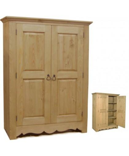 Шкаф для белья двудверный Armoirette 2 portes
