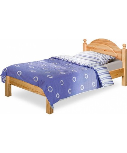 """Кровать """"Лотос"""" 160 без задней спинки Б-1090-21"""