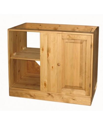 Шкаф-стол №10 угловой правая/левая дверь