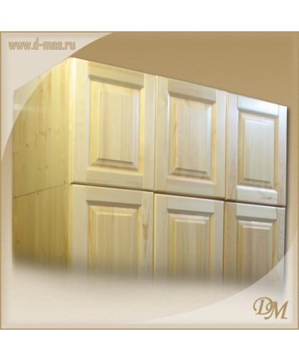 Антресоль шкафа Оскар - 3 фасады без сучков