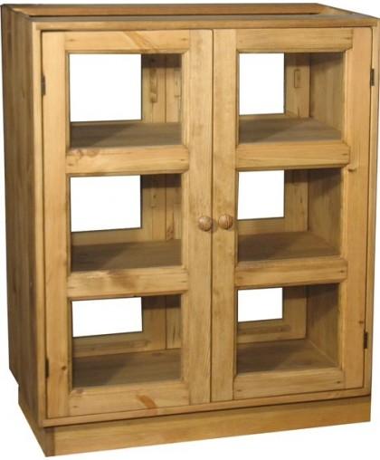 Шкаф-стол барный ПЛ 30 600мм. с дверями