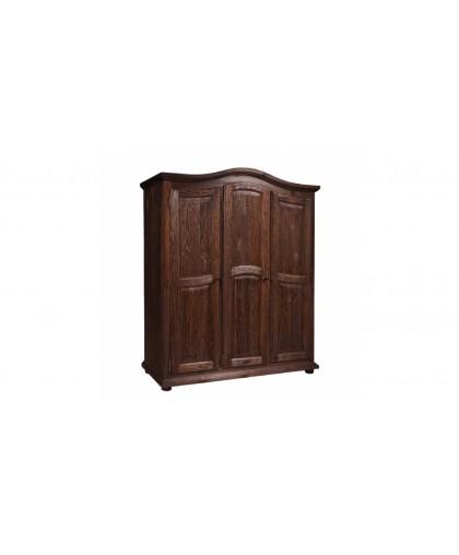 Шкаф 3-дверный Лотос БМ -1092 Мокко