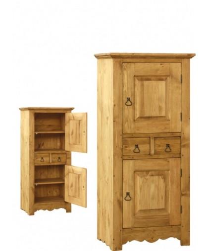 Шкаф для посуды Гранд ОМД полные двери (Арт. Gd.hom.deb.pp)