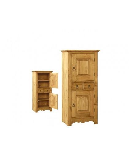 Шкаф для посуды ОМД PP ( с полными дверями)