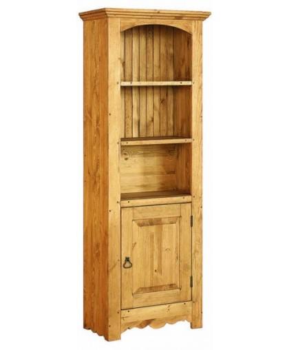 Библиотека узкая с дверью BIBLIOTHEQUE ETROITE