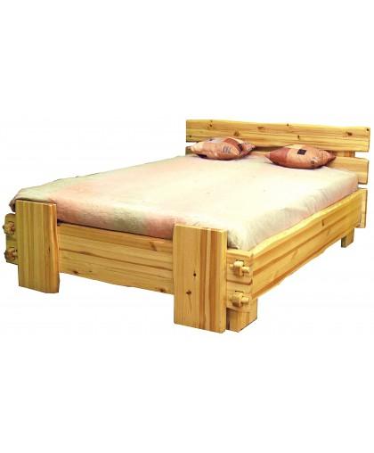 Двуспальная кровать Скандинавия 180*200