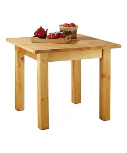 Стол обеденный 80 х 80 без крыльев TABLE de FERME 80 sans ALLONGES