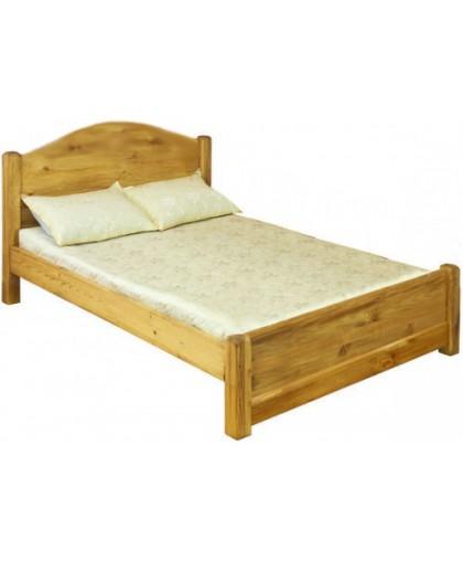 Кровать LMEX 140х200 PB с низким изножьем