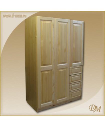 Шкаф Оскар-3 с ящиками