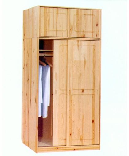 Шкаф МД 184  из массива сосны