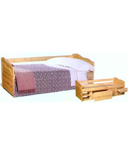 Кровать Дейбед-2 МД 268