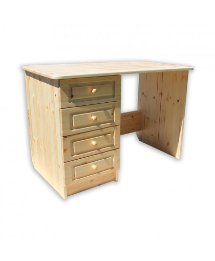 Стол письменный длина 1100 тумба 400 -4 ящика