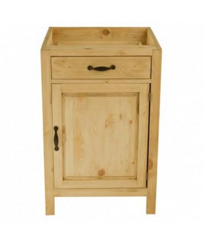 Шкаф-стол CH-BT (600)