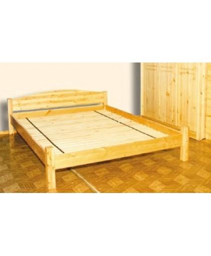 Двуспальная кровать Леона -160 МД 219-01