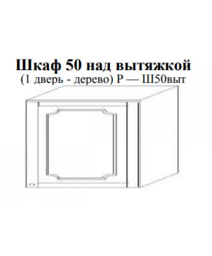 Скайда-1 Шкаф над вытяжкой 50 ( 1 дверь)