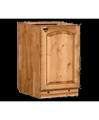 Шкаф-стол (600 мм) «Викинг GL» с 1-й гл. дверью №26