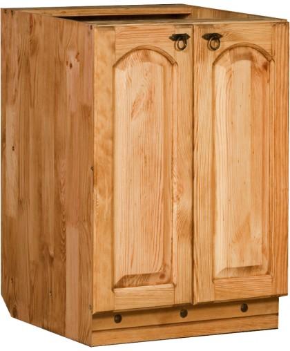 Шкаф-стол (800 мм) «Викинг GL» с 2-мя гл. дверями №27